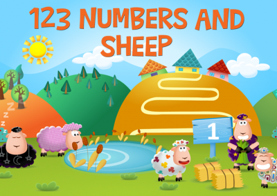 123 Numbers and Sheep
