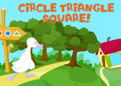 Circle Triangle Square!