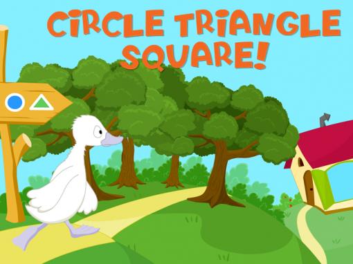 Circle Triangle Square!