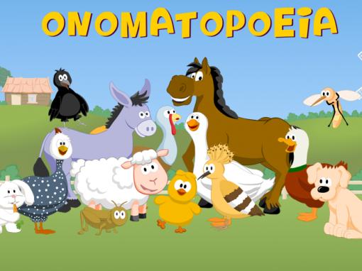 Onomatopoeia: Vocea Animalelor