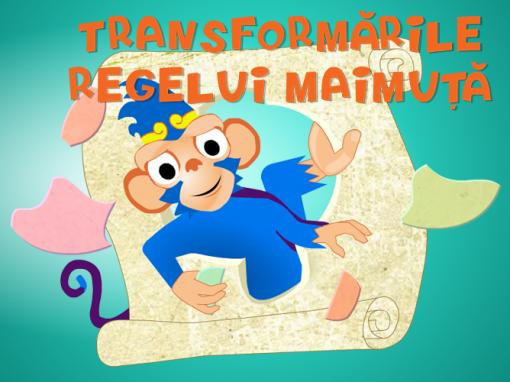 Transformările Regelui Maimuță