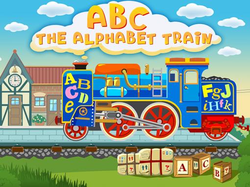 ABC The Alphabet Train