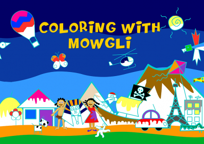 Coloring with Mowgli