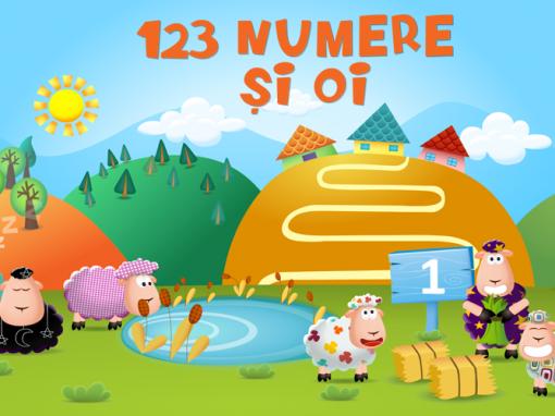 123 Numere și oi