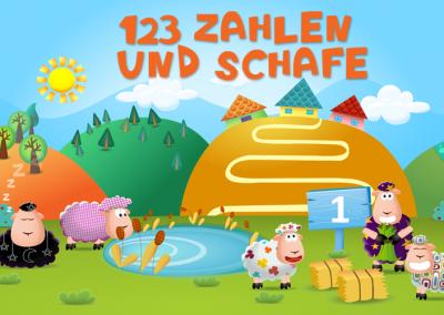 123 Zahlen und Schafe