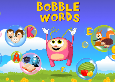 Bobble Words