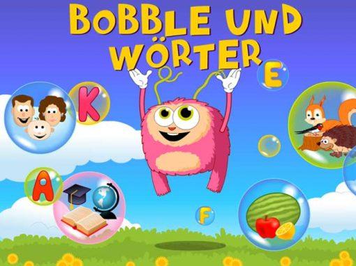 Bobble und die Wörter