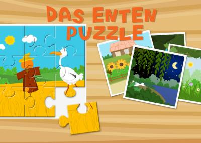 Das Enten Puzzle