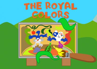 Culorile regale