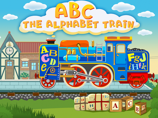 ABC The Alphabet Train