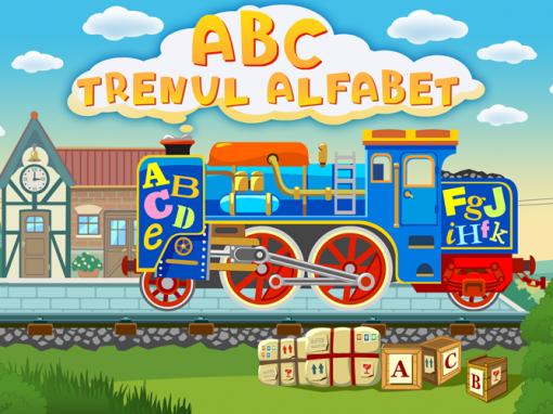 Trenul Alfabet