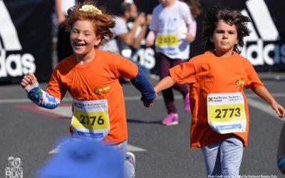 Copii, alergăm un mini maraton?
