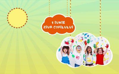 Ziua Copilului: Să ne distrăm împreună cu cei mici